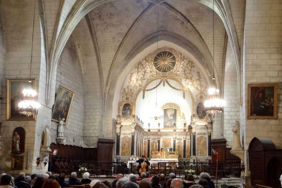 Gaia the choir in France